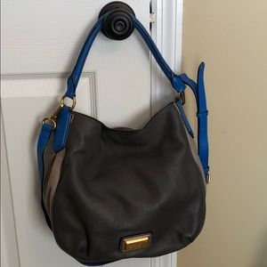 Marc by Marc Jacobs Leather Hobo Shoulder Bag